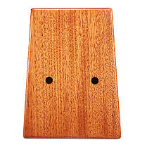 17 ключей Дерево Kalimba Mahogany Thumb Фортепиано Перкуссия с настройкой Hammer - 1TopShop, фото 3