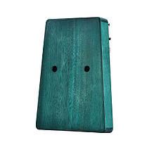 17 Ключи Красное дерево Вуд Калимба Африканское пальто Пианино Мини Клавиатура Перкуссионный инструмент - 1TopShop, фото 3