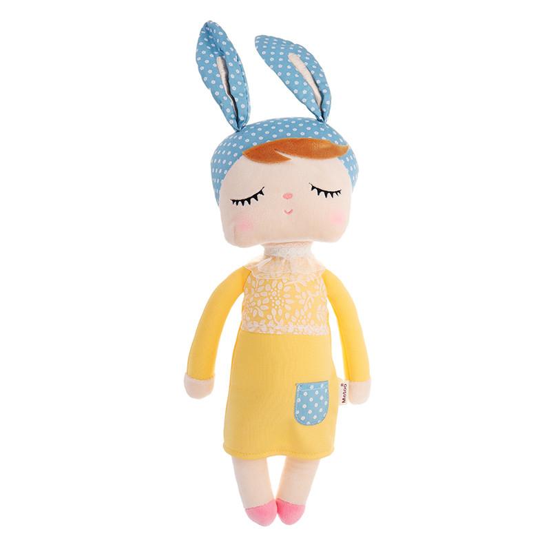 Metoo Angela 33CM мультфильм кролик фаршированные плюшевые игрушки куклы для рождения Рождество-1TopShop
