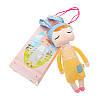 Metoo Angela 33CM мультфильм кролик фаршированные плюшевые игрушки куклы для рождения Рождество-1TopShop, фото 4