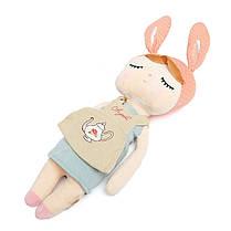 Metoo Angela Plush Lace 33CM Куклы кролика Мягкие игрушки для детей - 1TopShop, фото 3