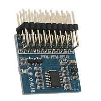 Tarot 8-канальный модуль преобразования сигналов PWM / PPM / SBUS / DBUS / S-BUS / D-BUS / Pixhawk для Multicopter Дрон-1TopShop, фото 3