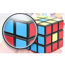 4PCS Classic Волшебный Cube Комплект для игрушек 2x2x2 и 3x3x3 4x4x4 и 5x5x5 ПВХ наклейки Головоломка Скорость Cube - 1TopShop, фото 3