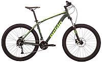 """Велосипед 27,5"""" Pride Rebel 7.2 зелёный-черный M 2019"""