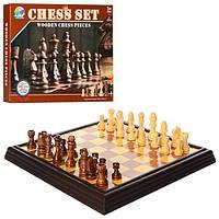 Шахматы 477D-1, поле (пластик) 23, 5-23, 5см, фигуры-пластик, в кор-ке, 35, 5-28, 5-3, 5см