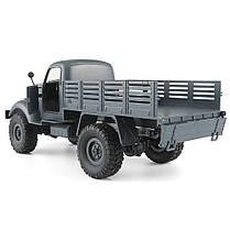 JJRC Q61 1/16 2.4G 4WD Внедорожник Военный Грузовик Гусеничный RC Авто - 1TopShop, фото 3