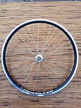Вело колесо 24 двойной обод заднее