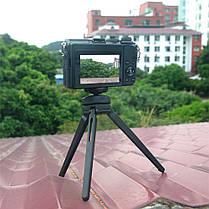 Kingma 1/4 дюймов Резьба Mini Desktop Stand Штатив Handheld Gimbal для GoPro камера Телефон - 1TopShop, фото 3