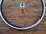 Вело колесо 24 двойной обод заднее, фото 2