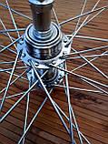 Вело колесо 24 двойной обод заднее, фото 4