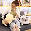 40/50 СМ Милые Толстые Шиба Ину Корги Кукла Подушка Собака Фаршированные плюшевые Каваи - 1TopShop, фото 3