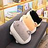 40/50 СМ Милые Толстые Шиба Ину Корги Кукла Подушка Собака Фаршированные плюшевые Каваи - 1TopShop, фото 4