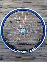 Вело колесо 24 двойной обод переднее