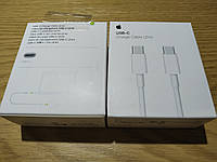 Кабель Apple USB-C Charge Cable (MLL82ZMA), Model A1739 2.0 m Кабель юсб-с для зарядки (2 м)