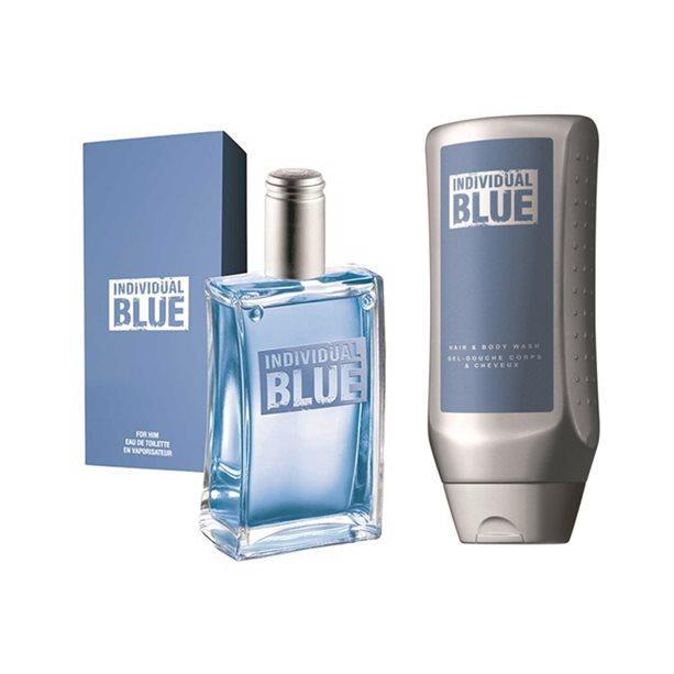 Individual Blue Avon Набор для него 100 мл