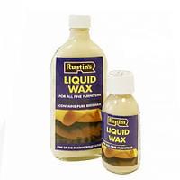 Жидкий воск Rustins Liquid Wax