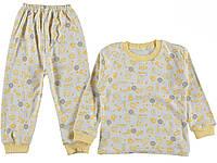 Пижама детская оптом р.1,2,3 года