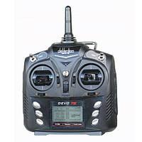 Walkera Devo 7E 7CH Transmitter Mode 2 \ Передатчик модели 2 без приемника-1TopShop