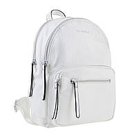 Рюкзак женский YES Weekend «Jasmine» YW43 из экокожи 32*30*17 см белый (557798)