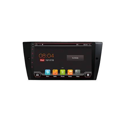 PX6 9-дюймовый 2DIN Android 9.0 Авто MP5-плеер с сенсорным экраном GPS Bluetooth 6 Core 4 + 64G - 1TopShop, фото 2