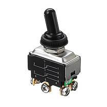 KEDU HY29D 250V DPDT On-On 6 Болт Тумблер для электроприборов - 1TopShop, фото 3