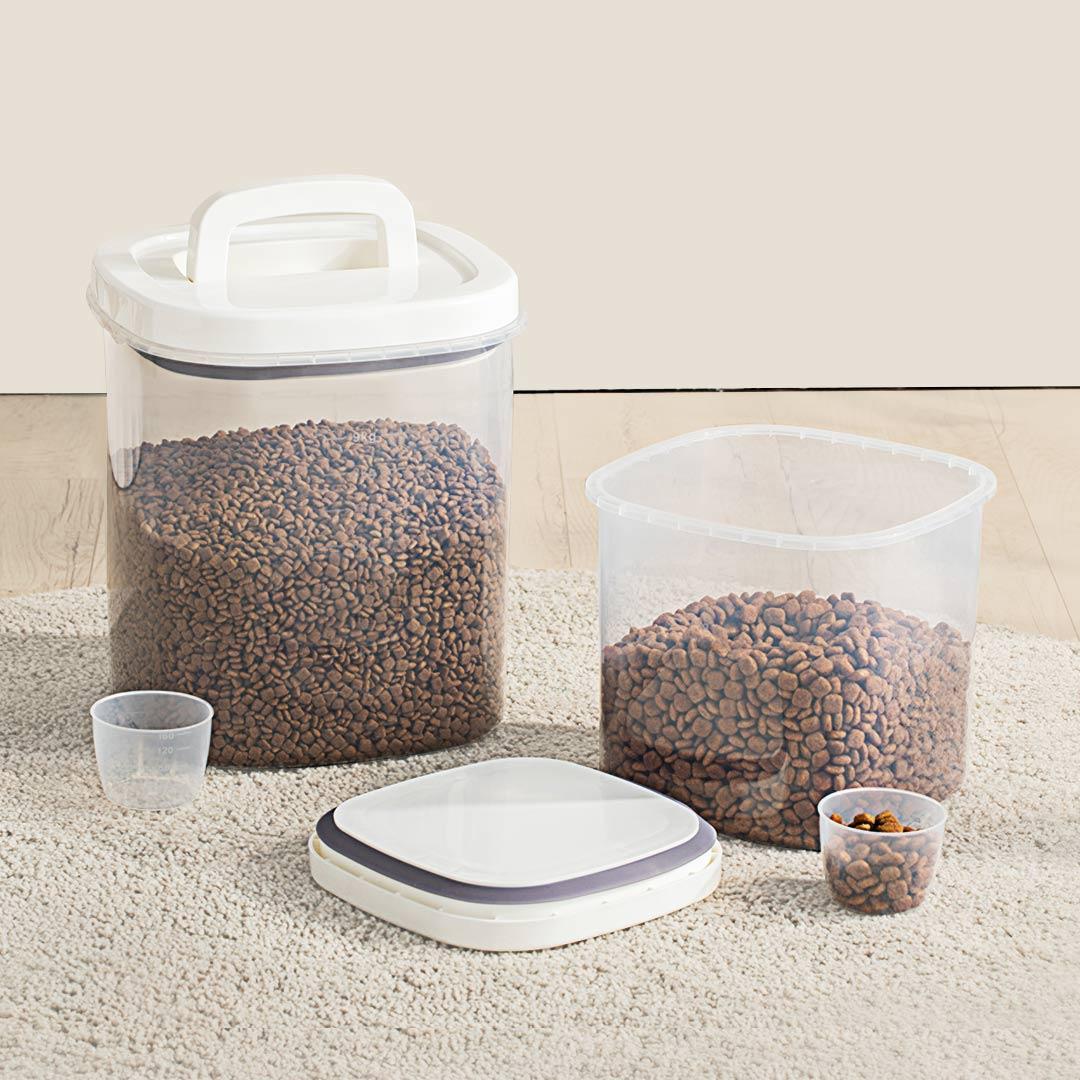 Xiaomi Jordan & Judy S / L Зерновые и сухие герметичные Банка Кухонные пластиковые ящики для зерна Емкости для хранения пищевых продуктов Рисовые зак
