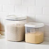Xiaomi Jordan & Judy S / L Зерновые и сухие герметичные Банка Кухонные пластиковые ящики для зерна Емкости для хранения пищевых продуктов Рисовые зак, фото 2