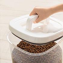 Xiaomi Jordan & Judy S / L Зерновые и сухие герметичные Банка Кухонные пластиковые ящики для зерна Емкости для хранения пищевых продуктов Рисовые зак, фото 3
