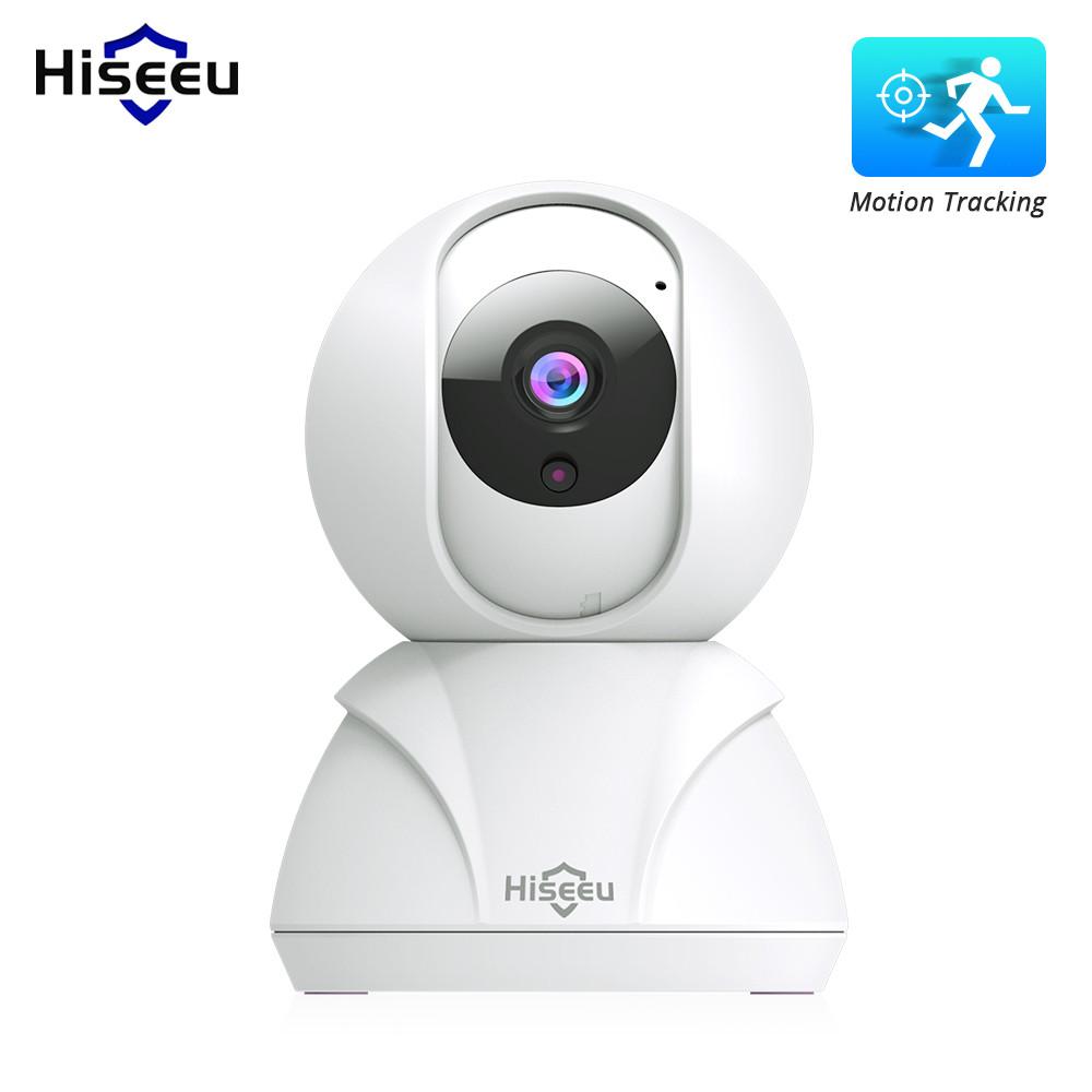 Hiseeu FH3C 1080P IP-адрес домашней безопасности камера Беспроводной Smart WiFi камера Аудиозапись Видеонаблюдение Baby Монитор HD