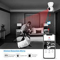 Hiseeu FH3C 1080P IP-адрес домашней безопасности камера Беспроводной Smart WiFi камера Аудиозапись Видеонаблюдение Baby Монитор HD, фото 3