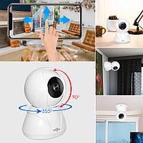Hiseeu FH3C 1080P IP-адрес домашней безопасности камера Беспроводной Smart WiFi камера Аудиозапись Видеонаблюдение Baby Монитор HD, фото 2