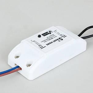 Bakeey 10A Базовый WiFi Smart Switch Беспроводной модуль домашней автоматизации Tuya APP Дистанционный Управление освещением Работа с Алексе -, фото 2