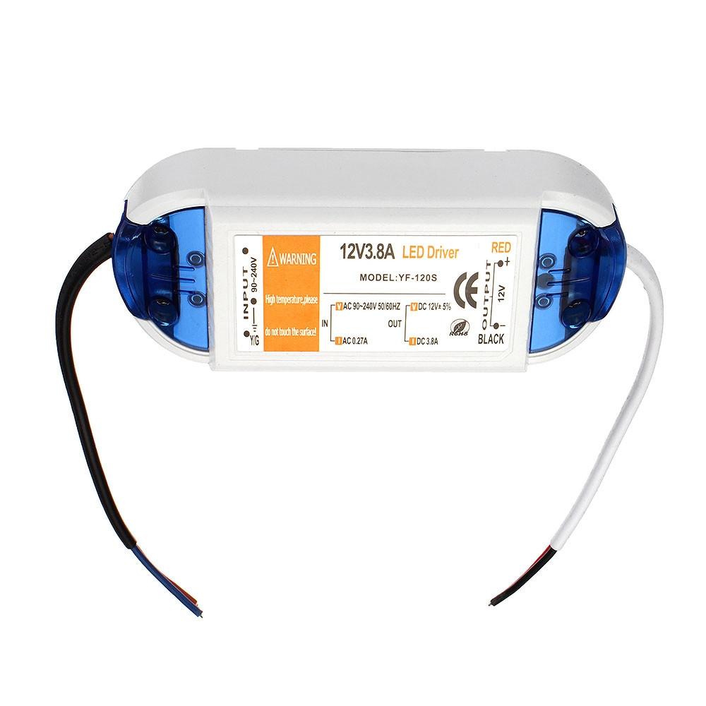 AC90-240V К DC12V 42W Электропитание LED Водитель освещения Трансформатор Переключатель для LED Газа - 1TopShop