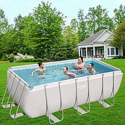 Bestway 56456, каркасный бассейн (412х201х122 см)