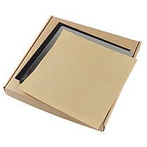 Платформа с подогревом 220 * 220 мм Горячая кровать Сталь Пластина с магнитной наклейкой B сторона + лист PEI для 3D-принтера Prusa i3 - 1TopShop, фото 3