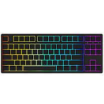 Ключ AKKO 3087SL 108 и 87 с боковой буквой NKRO Cherry Switch PBT Keycaps RGB с подсветкой Механический Gaming Клавиатура - 1TopShop, фото 2