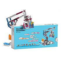 НаборробототехникиKittenBot®PowerBrick10-в-1для детей и начинающих на основе Scratch 3.0 Micro: bit Robot - 1TopShop, фото 2