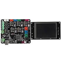 Материнская плата MKS BASE V1.6 + с экраном MKS TFT32 LCD Mega2560 Ramps1.4 для 3D-принтера - 1TopShop, фото 3