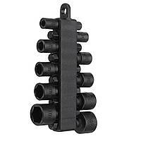 BROPPE10Pcs1/4дюймовШестигранныйключ с цилиндрической головкой Дрель Битовый набор Метрика Разъем Гаечный ключ Болт Отвертка - 1TopShop