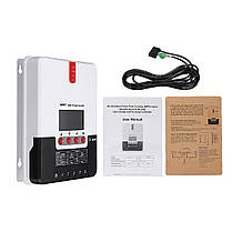 12V / 24V Auto Солнечная Панель управления зарядным устройством PWM Батарея Регулятор заряда 20A/30A/40A - 1TopShop, фото 2