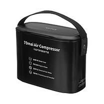 XIAOMI 70mai Bärbar Fordonsmonterad luftpumpluftkompressor - 1TopShop, фото 2