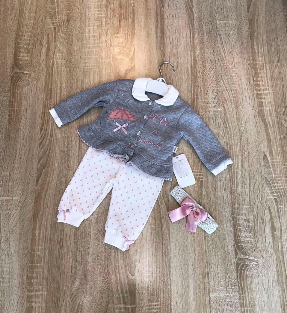 Детский костюм 3-9  на девочку  3  предмета , нарядный  450-2048