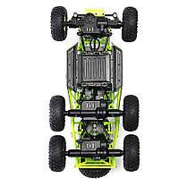 Wltoys186281/182.4G6WDМатовый Rc Авто Гусеничный Рок с Передними Светодиодный РТР Игрушки - 1TopShop, фото 2