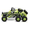 Wltoys186281/182.4G6WDМатовый Rc Авто Гусеничный Рок с Передними Светодиодный РТР Игрушки - 1TopShop, фото 5