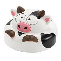 Squishy Cow 10 см Медленный рост коллекции животных Подарочный декор Мягкая игрушка - 1TopShop, фото 3