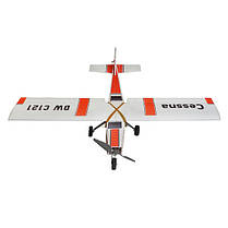 Cessna 960mm Wingspan EPP Polywood Training RC Самолет KIT - 1TopShop, фото 2
