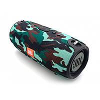 Портативная Bluetooth колонка JBL Xtreme mini камуфляж с ремешком