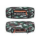 Портативная Bluetooth колонка JBL Xtreme mini камуфляж с ремешком, фото 3