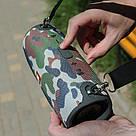 Портативная Bluetooth колонка JBL Xtreme mini камуфляж с ремешком, фото 4