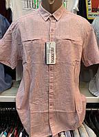 Мужские льняные летние турецкие рубашки Bagarda, фото 1